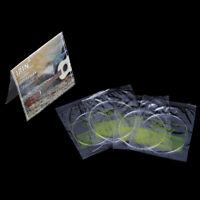 4Pcs/set U103 Clear durable nylon strings ukulele strings  ev