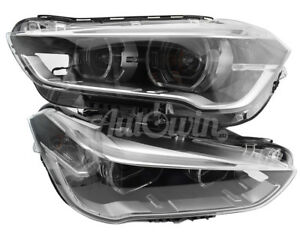BMW X1 SERIES F48 FULL LED HEADLIGHT RIGHT AND LEFT SIDE GENUINE OEM NEW