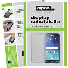 2x Samsung Galaxy J5 Pellicola Prottetiva Antiriflesso Proteggi Schermo