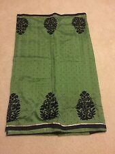 Semi raw silk saree