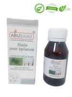 Huile de Fourmi pour EPILATION LONGUE DUREE - Veritable Ant Oil 60 ml