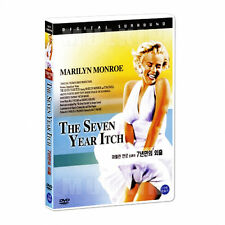 The Seven Year Itch (1955) DVD - Marilyn Monroe (New *Sealed *All Region)