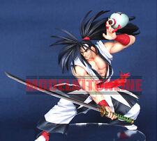 HAOMURU RONIN SWORD SAMURI SPIRITS SHODOWN 1/6 UNPAINTED RESIN FIGURE MODEL KIT