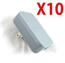 JBWO10 OEM Jawbone Original 1 2 3 Gen. Icon Hero Thinker Denim WALL Plug Charger