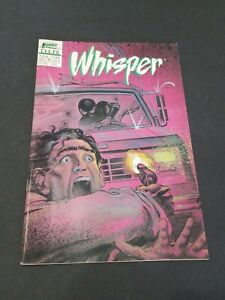 WHISPER #11 FEBRUARY 1988, FIRST COMICS