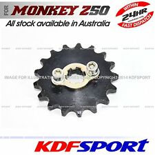 KDF FRONT SPROCKET 17 TOOTH 17T Z50A Z50 ENGINE DRIVE FOR HONDA MONKEY Z50J Z50R