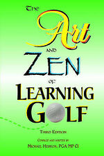 The Art and Zen of Learning Golf, Third Edition, Very Good Condition Book, Hebro