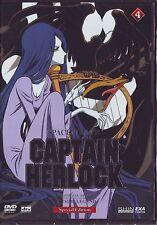CAPTAIN HERLOCK The Endless Odyssey Vol. 4 (2002) DVD ORIGINALE NUOVO SIGILLATO
