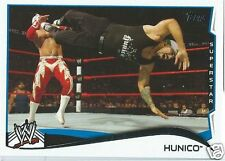Hunico 2014 WWE Topps Trading Card #71