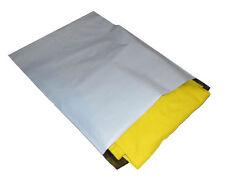 10x Plastic Poly Mailer Courier Satchel 300 x 400mm 60 micron Size #4