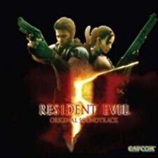 Resident Evil 5 by Original Soundtrack (CD, Feb-2010, 3 Discs, Sumthing Else)