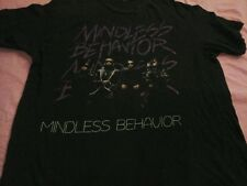 Mindless Behavior Unisex T Shirt Adult  Sz Large (Teens)