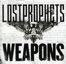 LOSTPROPHETS - WEAPONS  -  CD NUOVO