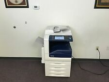 Xerox Workcentre 7525 Color Copier Machine Network Printer Scanner Fax Copy MFP