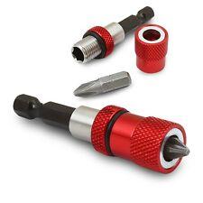 Adjustable Screw Depth Bit Holder Magnetic Steel Screwdriver Drywall Driver Bit
