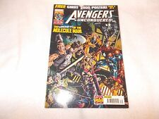 Marvel UK Panini Comic Avengers Unconquered Issue 31 25th May 2011