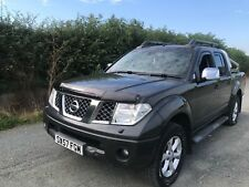 Nissan Navara Outlaw 2.4 Manual 2007