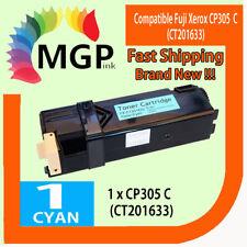 1x Cyan Compatible Toner for Fuji Xerox DocuPrint CP305D CM305DF CM305D CP305