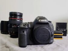 Canon EOS 5D Mark III Camera Body + Canon EF 24-70mm f/2.8L Lens Kit