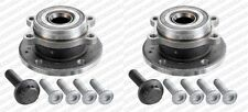 2 MOYEUX + ROULEMENT AVANT VW CC (358) 2.0 TDI 150 CH 05.2015-