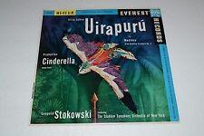 Villa-Lobos: Uirapuru~Prokofiev: Cinderella~Stokowski~Everest LPBR 6016~MONO