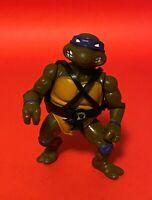 TMNT Donatello Hard Head 1988 Teenage Turtles Vintage Action Figure Playmates