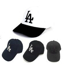 Embroidery LA Los Angeles Dodgers Baseball Caps Hats Men Women Adjustable Hiphop