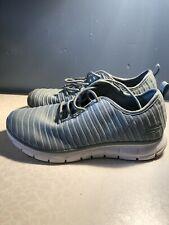 Skechers Memory Foam Ladies Trainer Shoes  Size 6 EU 39 Mint Green