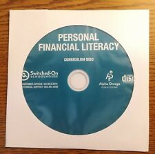 Switched On Schoolhouse Personal Financial Literacy