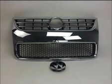 Volkswagen VW Touareg 2008-2010 front mesh vent bar grill grille plate