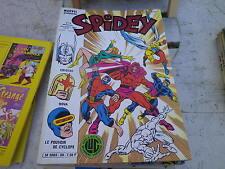 SPIDEY n° 59 très bon état, comme neuf. Le journal de SPIDER MAN de 1984