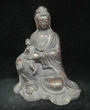 More details for old chinese metal bronze