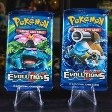 (2x) Pokemon TCG XY: Evolutions Booster Packs