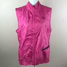 Ep Pro Womens Xl Pink Vest with Logo