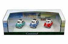 CARARAMA 1:43 BMW ISETTA 250 3-CAR SET DIECAST CAR 35317