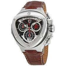 Tonino Lamborghini Black Dial Chronograph Mens Watch 3008