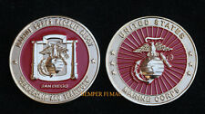 US MARINE BOOT CAMP GRADUATION GIFT MCRD SAN DIEGO CHALLENGE COIN DI SON MOM DAD