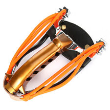 Compact Aluminum Alloy Wrist Slingshot + Magnet for Hunting Training Powerful GD