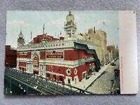 Hippodrome, New York Vintage Early 1900's Postcard
