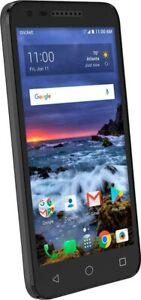New! Alcatel Verso   5044C   4G LTE   16 GB   GSM Unlocked Android Smartphone