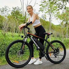 E-Bike 26 Zoll Elektrofahrrad 250W Motor E-City Bike 10,4 Ah 21-Gang Pedelec NEU