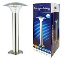 Elegant Stylish 5w LED Bollard Garden Lamp Post Light Stainless Steel Cool White