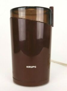 Krups Type 203 Model Fast Touch Coffee Mill Bean Grinder