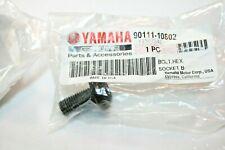 New Oem Yamaha hex socket button bolt 90111-10802 Rhino roll cage roof gaurd