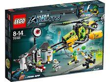 LEGO 70163 Ultra Agents Toxikita's Toxic Meltdown
