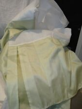 Martha Stewart Collection Lime Green Tailored/Pleated Queen Bed Skirt NEW