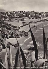 Gaeta Rocce e agavi sull'estremo lembo di Serano f.g.