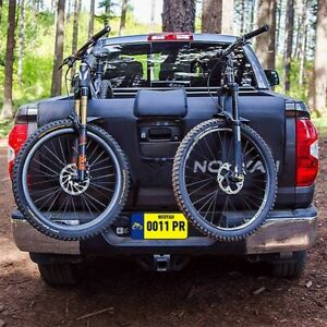 Nooyah Bike tailgate cover pickup truck pad for bicycles