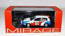 HPI RESIN 8498 1/43 Nissan Pulsar Sunny GTI Rallye Monte Carlo 1992 Makinen RARE