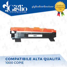 TONER BROTHER DCP1510 - DCP1512 - HL1110 - HL1112 - MFC1810 TN1050 NERO COMPAT